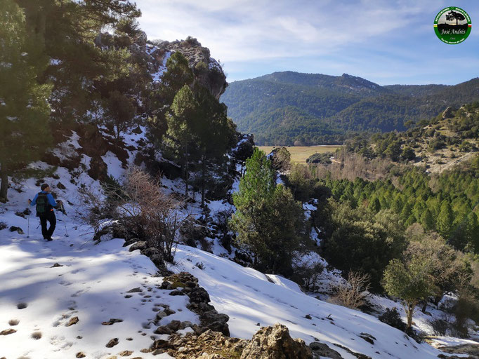 Viejo camino de Poyo Manquillo