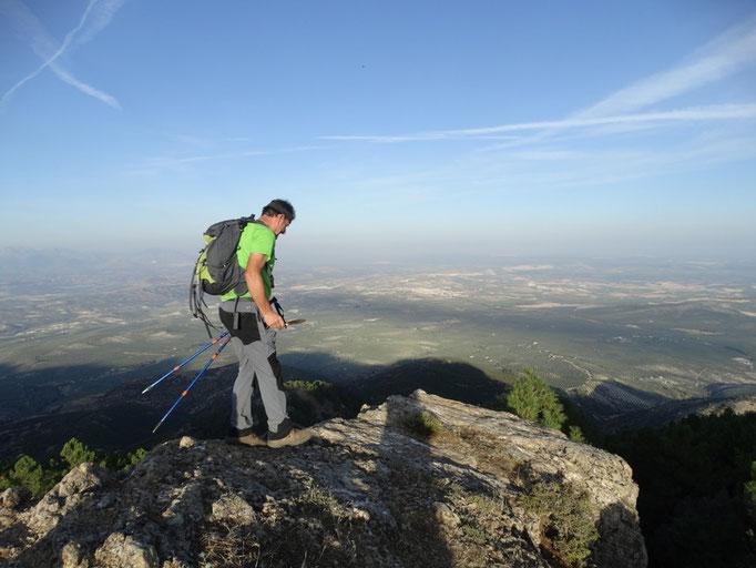 Desde el cerro de Cagahierro