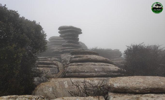 El Tornillo. Monumento Natural
