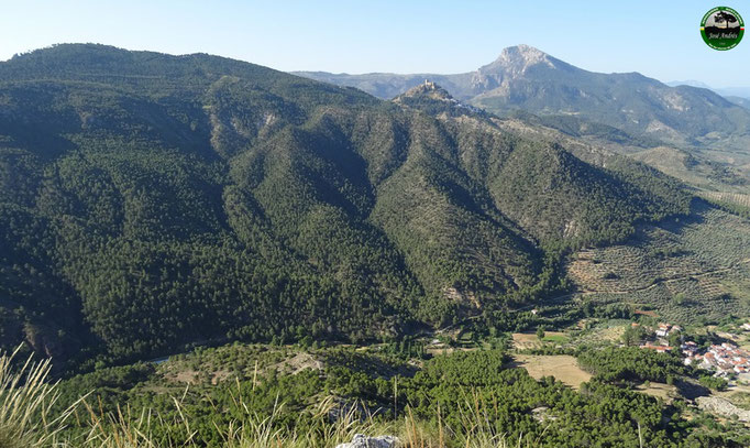 Vistas al cerro de Gontar
