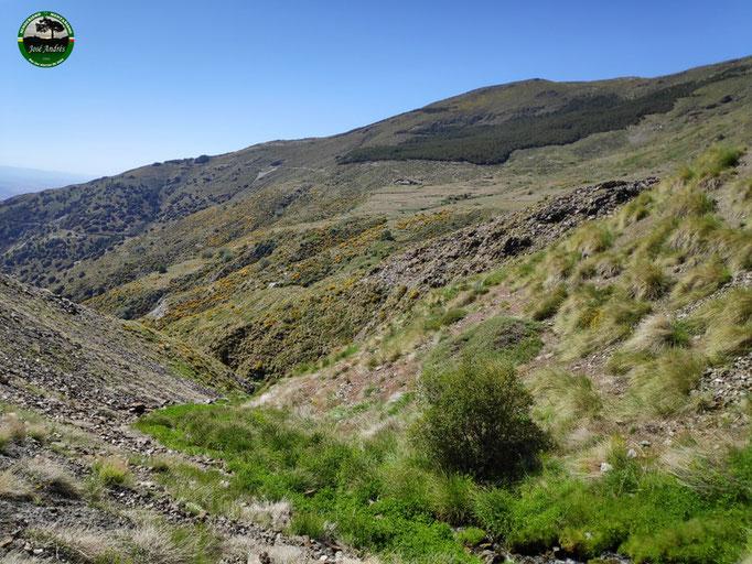Barranco del río Torrente