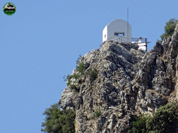 Caseta de vigilancia de Peñalta