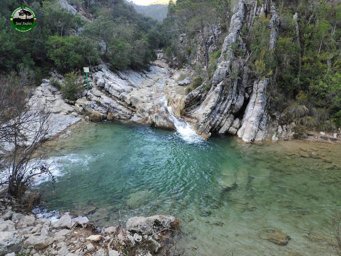Río Borosa y Arroyo de las Truchas