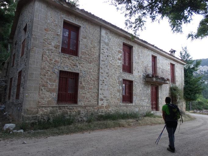Casa forestal del Chorro