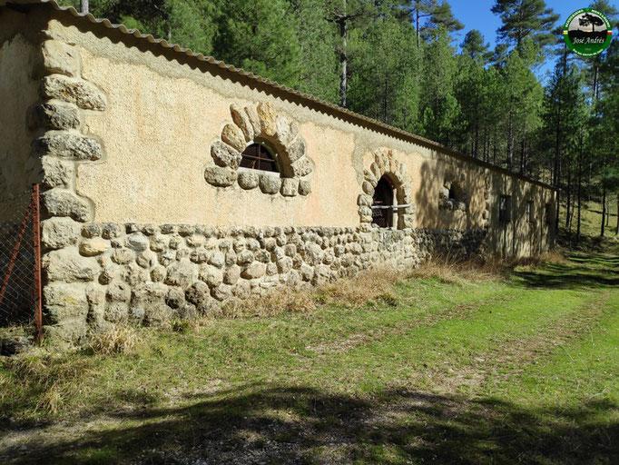 Vieja C.F. de la Fuente del Tejo o Espino