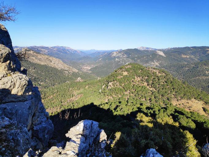 Desde el cerro de la Torquilla