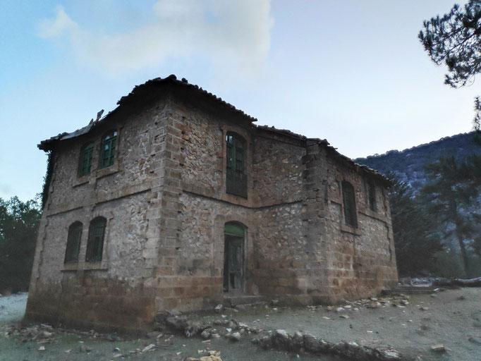 Casa forestal de Los Rasos