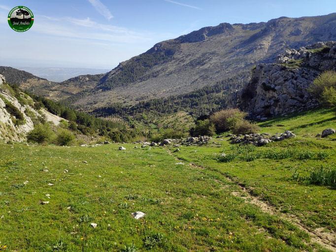 Cañada del barranco del Cordón