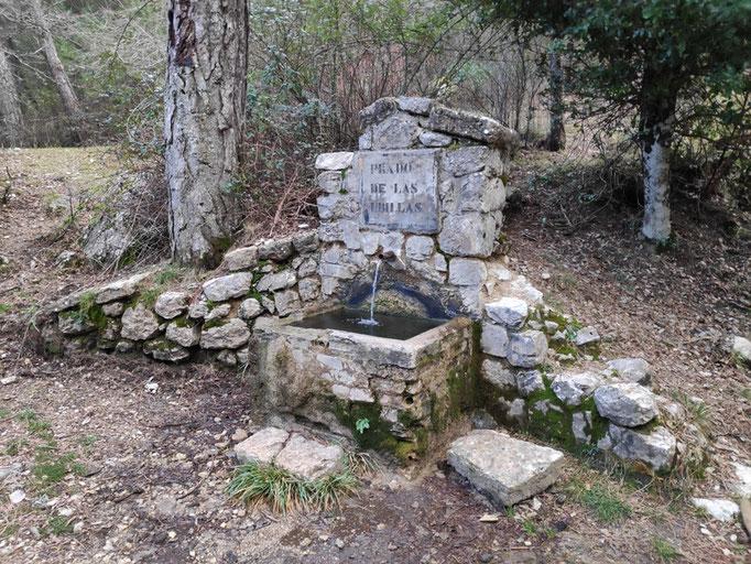 Fuente Prado de las Ubillas