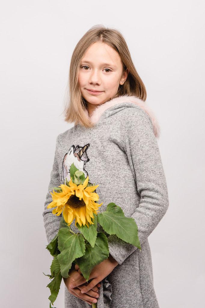 Portraitshooting im Fotostudio