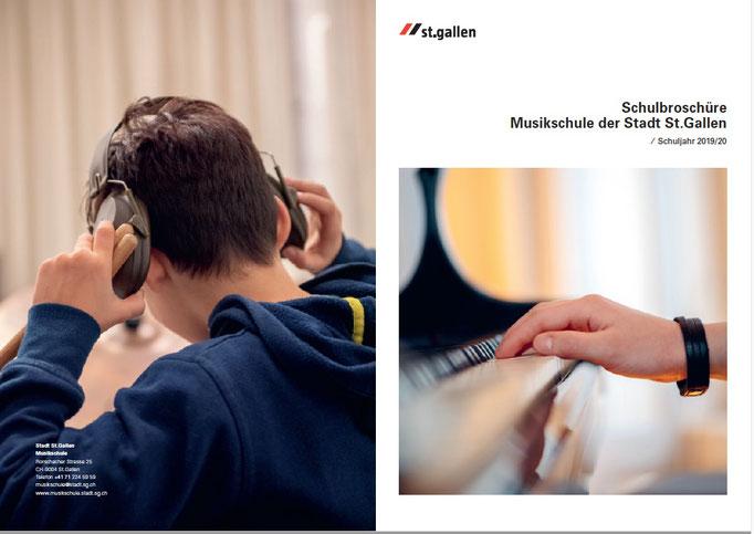 Musikschule St.Gallen