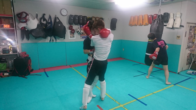 キックボクシング、グローブ空手、teamYAMATO