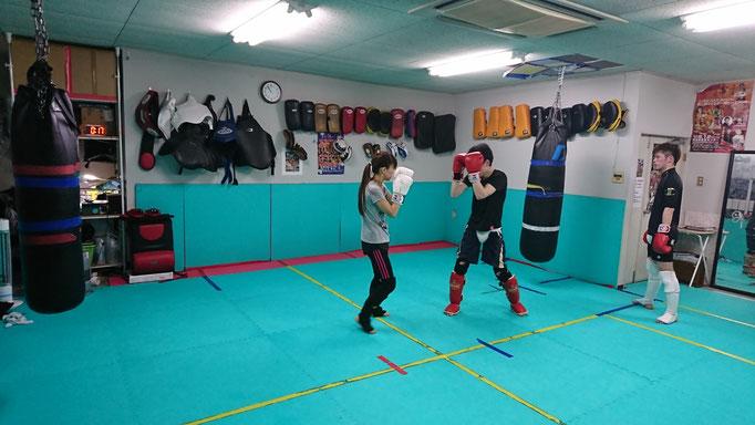 キックボクシング、グローブ空手、フルコン空手、伝統空手、格闘技ならteamYAMATO大和高田本部