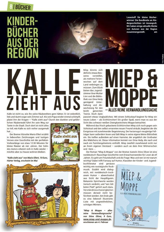 Nordbuzz Bremen/Oldenburg (02/2019)