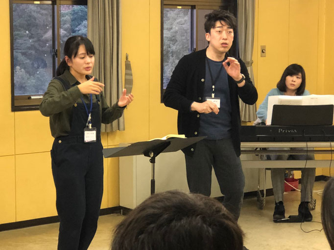 相澤先生による上級コース