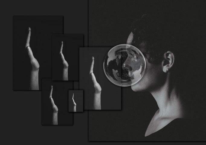 Bubble Experiment / 2019