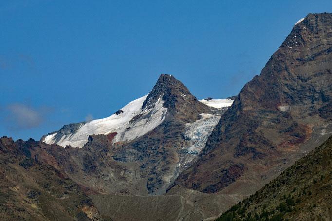 Lagginhorn 4010 m