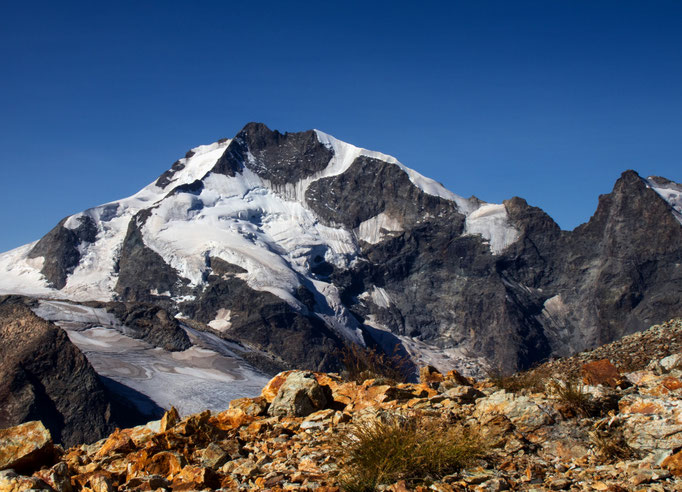 Piz Bernina 4049 m