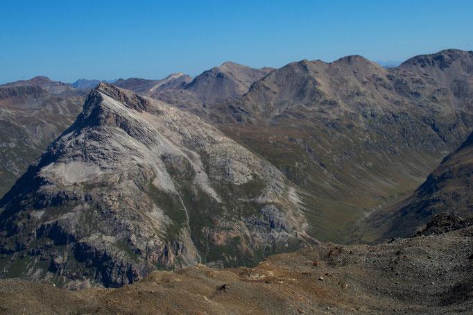 Piz Lagalp 2959 m