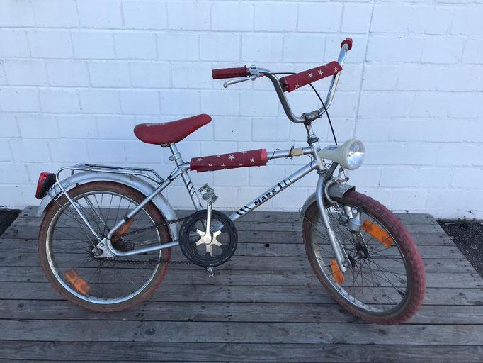 Mars BMX Rad aus den 1970er Jahren