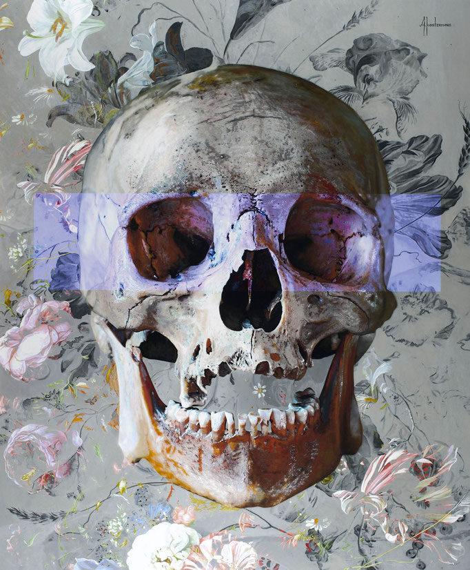 Tos Kostermans | Smile 140x100 cm