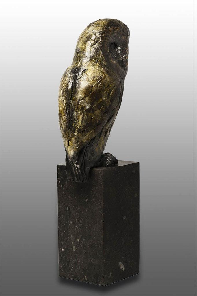 Wilma Hoebee, bronze, Bosuil