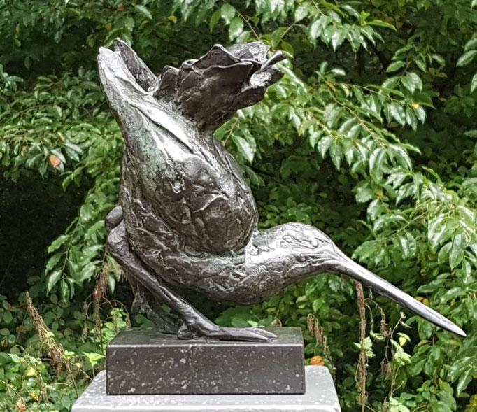 Wilma Hoebee, bronze, Grutto