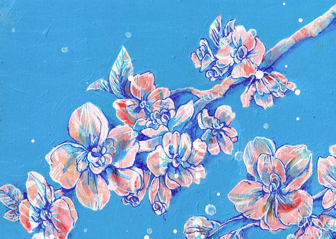 SKY BLUE - sakura [MADE FOR ORDER] 2016