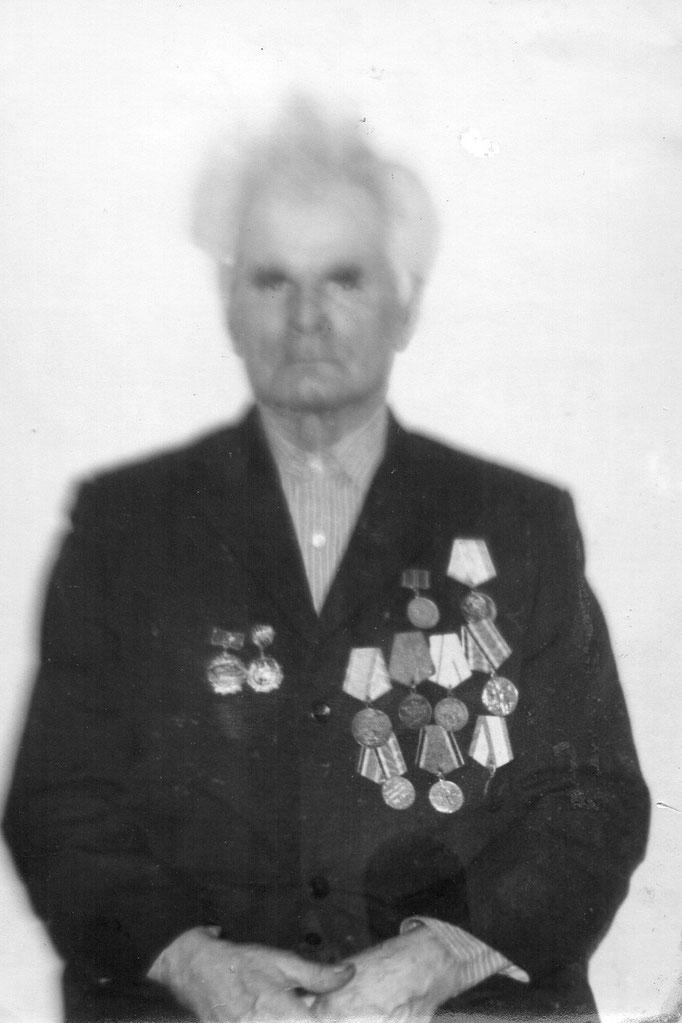 Бутов Фёдор Григорьевич