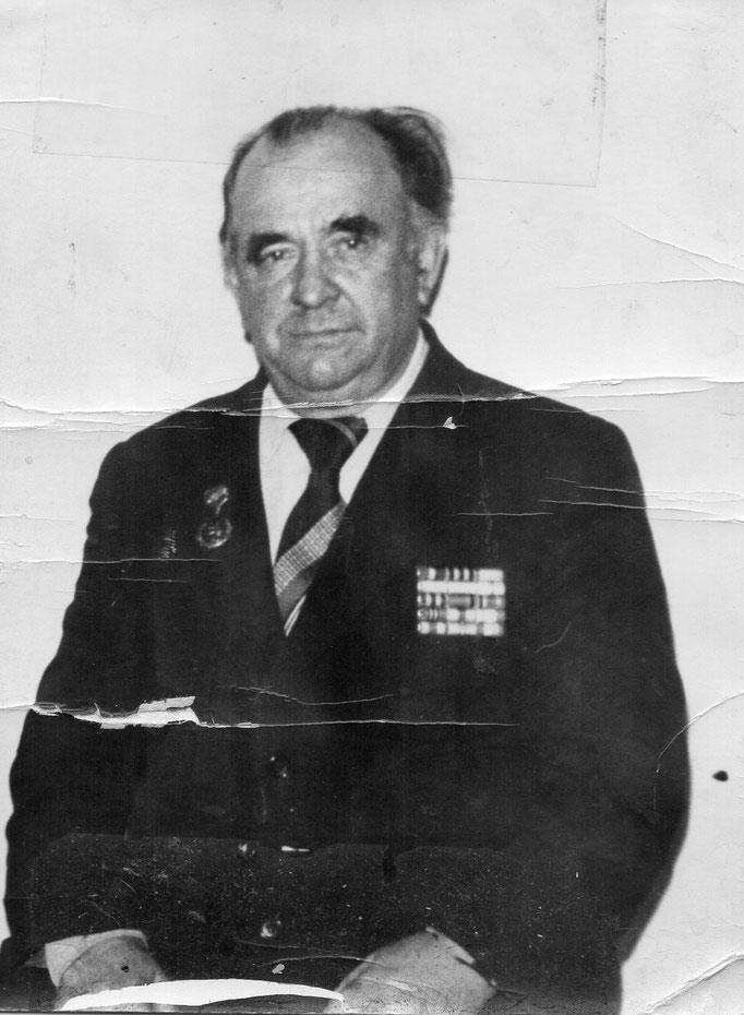 Ухалин Николай Терентьевич