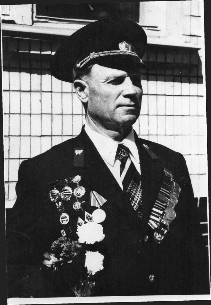 Соглаев Михаил Дмитриевич