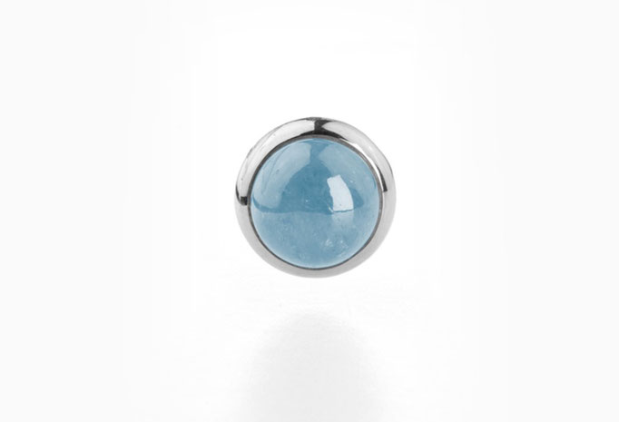 swiss blue Topas, 10mm, € 630,00