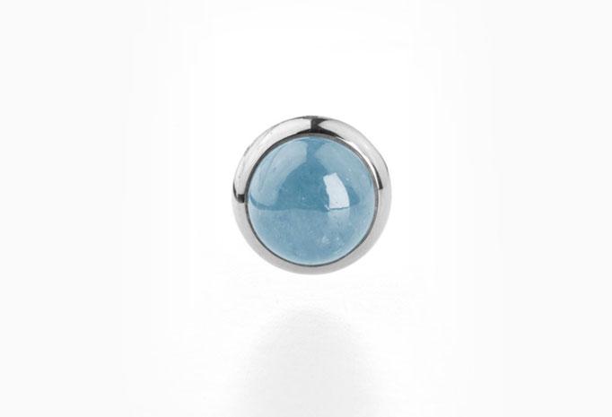 swiss blue Topas, 10mm, € 680,00
