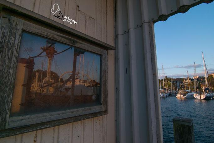 Yacht- und Fischreihafen Möltenort