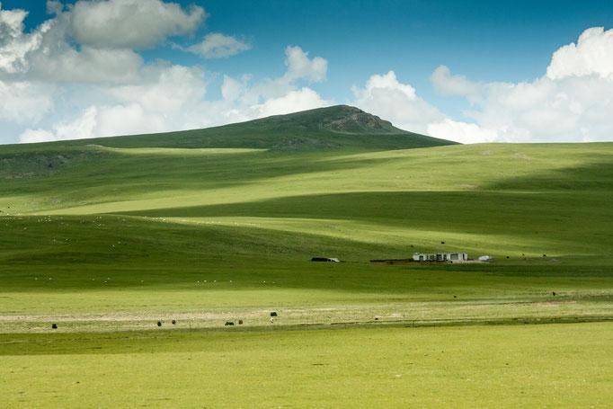 Tibet Hochebene