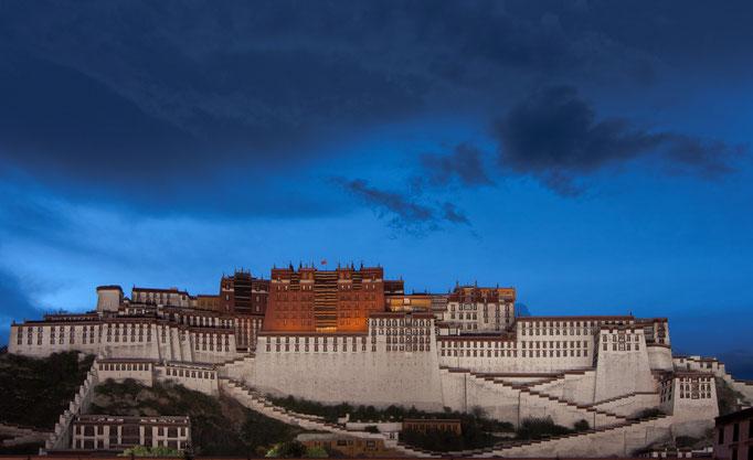 Potalla Palast Lhasa