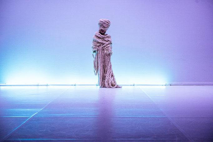 Ritualia Colette Sadler Scottish Dance Theatre