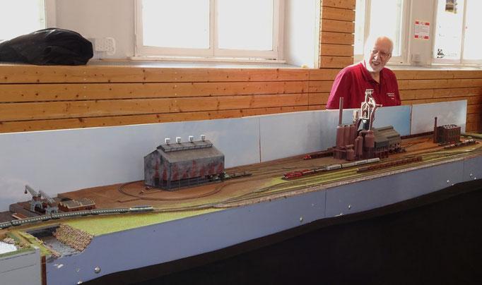Die Schwartauer waren mit dem Stahlwerke von Peter Krogmann dabei.