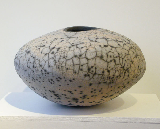 Tegenbeeld #426-Naked raku-Liesbeth de Jonge / price on request
