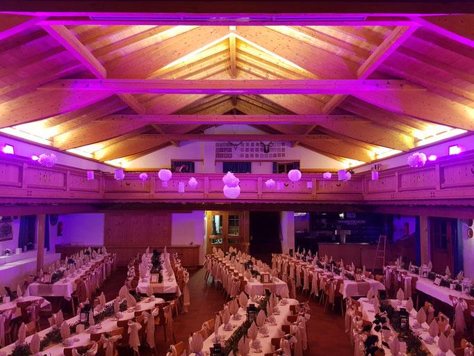Hochzeitslocation in Bayern im Landkreis Miesbach