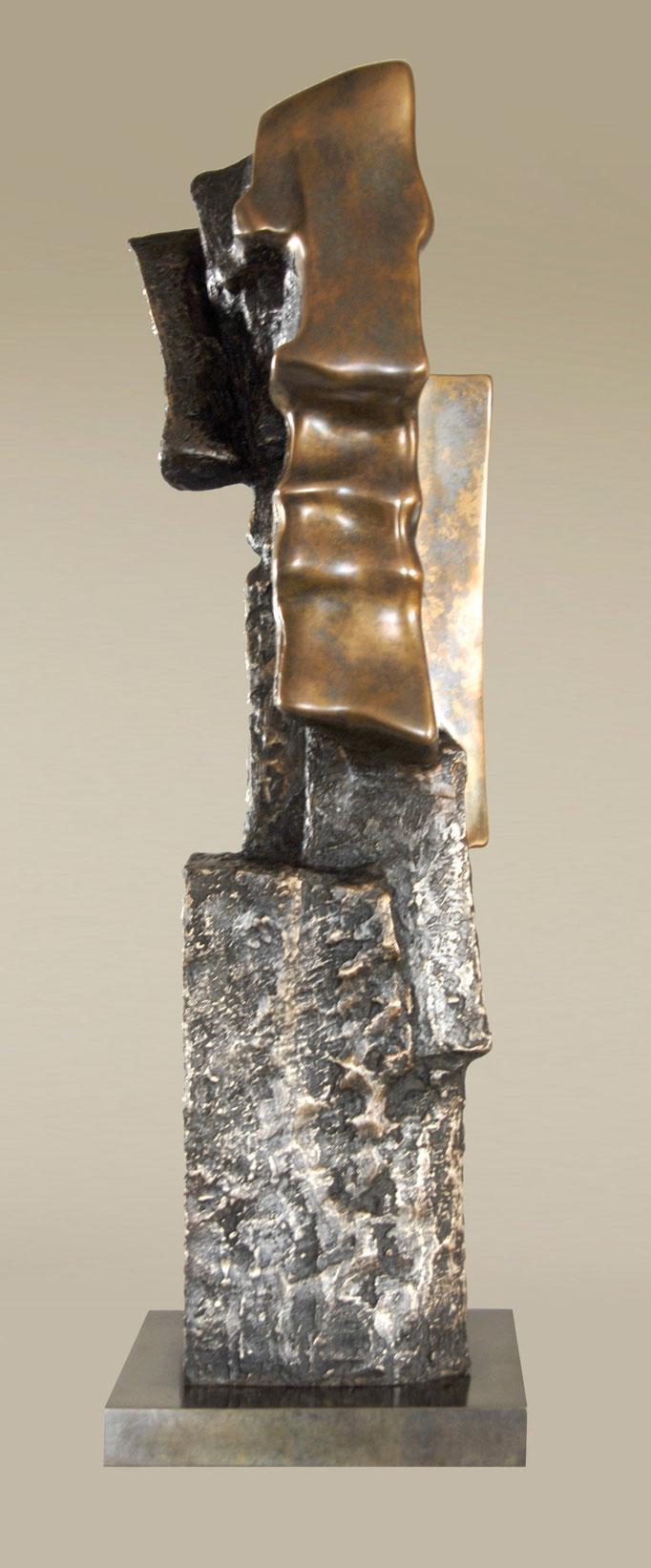 MEMOIRE D'UN EMPEREUR, Bronze - 6,5 X 22,5 po. - 8 de 8 - I de IV