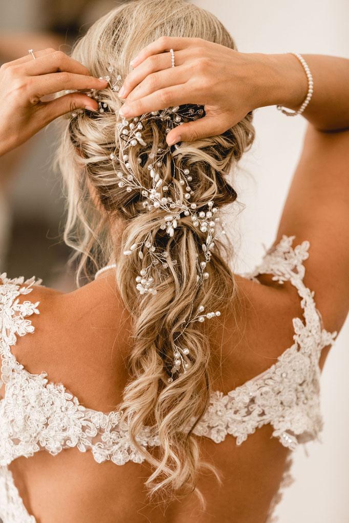 Braut: Christina Braun