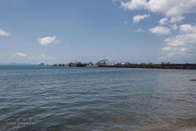 Hafen von Nathon
