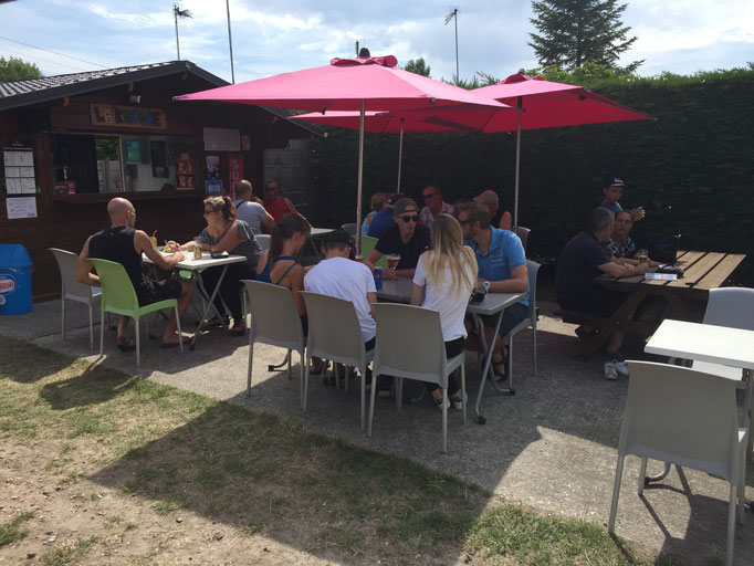 Camping Quend-Plage - Baie de Somme - Camping Fort-Mahon - Picardie - locations Mobil-Home - location insolite - Camping Clos des Genêts - Bar - animations - restauration