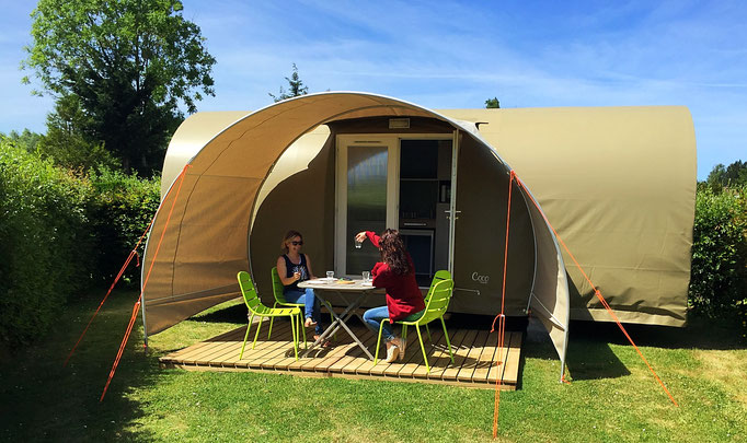 Camping Quend-Plage- Camping Baie de Somme-Camping Somme-Camping Picardie- Camping locations Mobil-Home-Camping emplacements caravanes tentes camping-cars-Camping Fort-Mahon-Plage