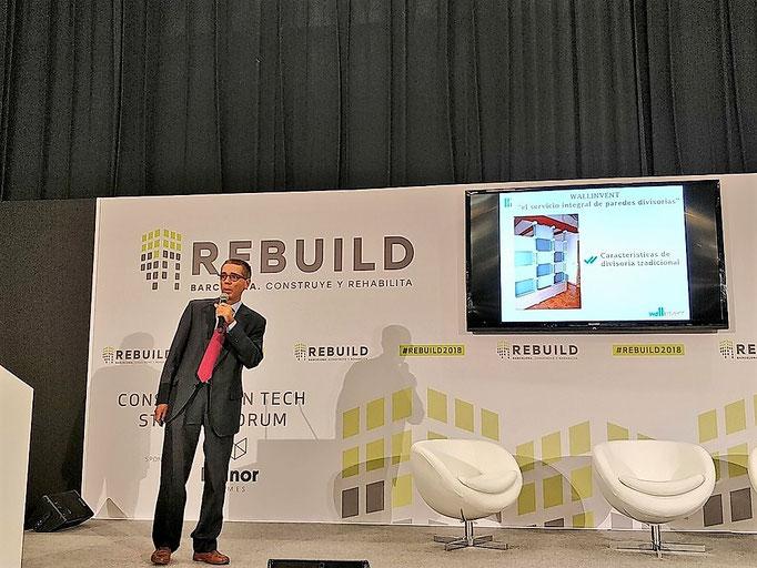 Enrique Ibáñez Castillo CEO & Founder WALL INVENT