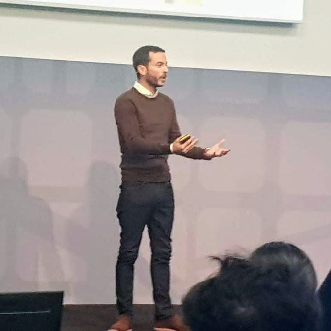 Julien Palier, CEO & Co-Founder (DAYSK)