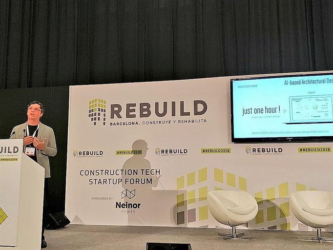 Juan Bordallo Ruíz CEO & Co-founder ARCHITECHTURES