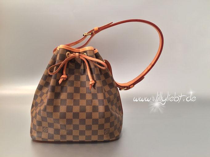 Louis Vuitton Damier Ebene Petit Noe (Special Order)