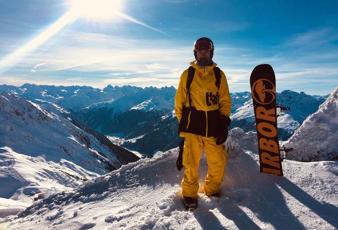 Über den Gipfeln der Silvretta